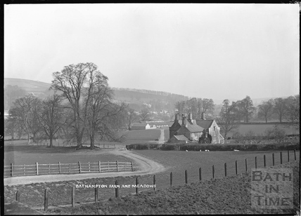 Bathampton Farm and Meadows, c.1922