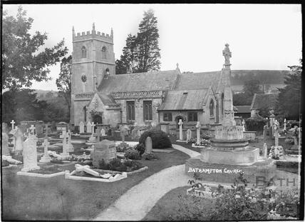 Bathampton Church c.1922