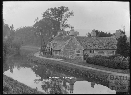 The George, Bathampton c.1922