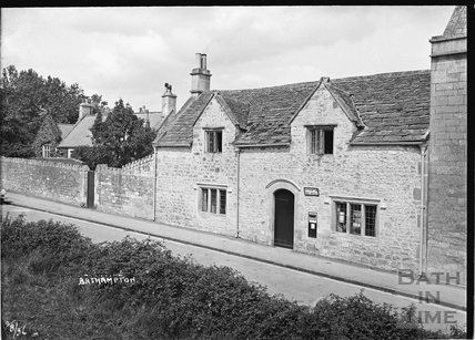 Bathampton Post Office, 6 August 1936