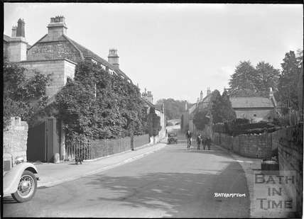 High Street, Bathampton c.1934