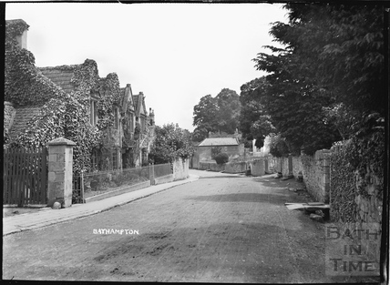 High Street, Bathampton c.1922