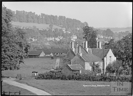 Meadow Farm, Bathampton c.1934