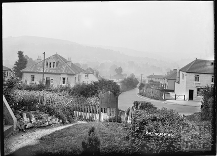 Down Lane, Bathampton c.1934