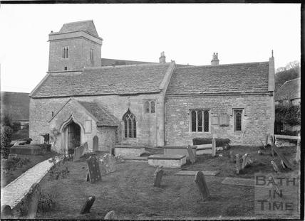 St Mary's Church, Upper Swainswick c.1935