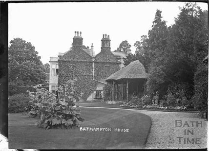 Bathampton House c.1905