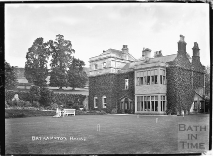 Bathampton House c.1905