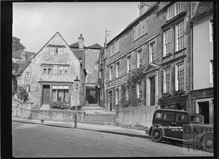 A bit of old Bradford on Avon c.1920s