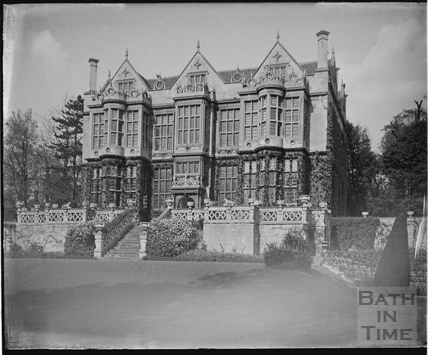 The Hall, Bradford on Avon c.1920s