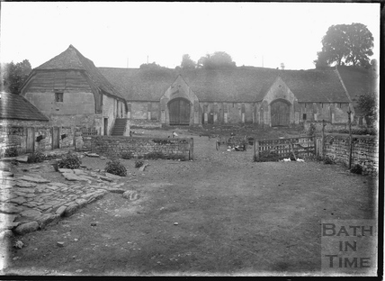 Tithe Barn, Bradford on Avon c.1920s
