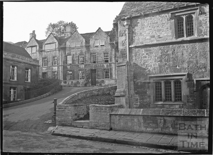 Church Street, Dutch Barton, Bradford on Avon c.1920s