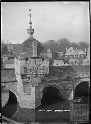 Chapel on Bridge, Bradford on Avon c.1920s