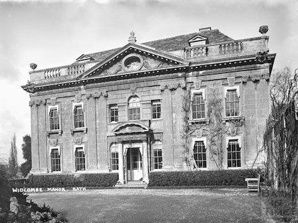 Widcombe Manor c.1922