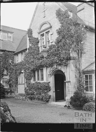 Wayfield, Solsbury Lane, Batheaston c.1920s