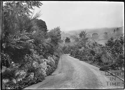 Garden Path, Wayfield, Batheaston c.1920s