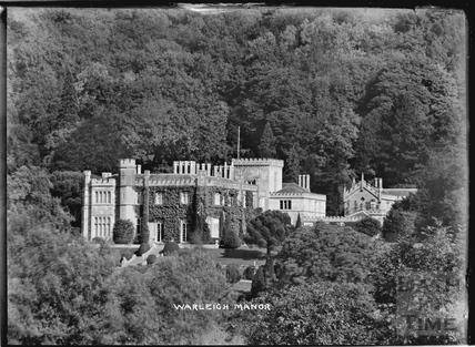 Warleigh Manor c.1912