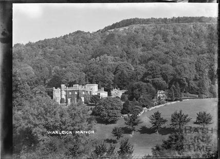 Warleigh Manor c.1930