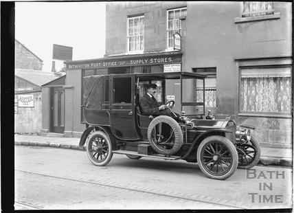 Batheaston Post Office, High Street c.1910