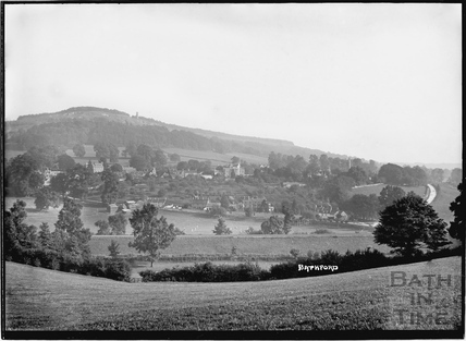 View of Bathford c.1910