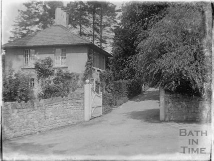 Hill Lodge, Northend Batheaston c.1910