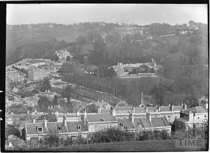 View from Beechen Cliff No.5 c.1920s