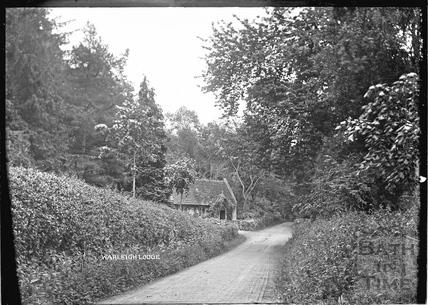 Warleigh Lodge, Warleigh lane c.1920s