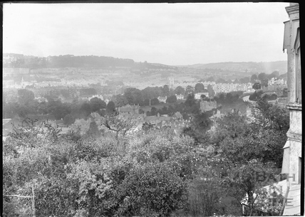 View of Bath c.1920s