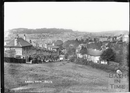 Abbey View, Widcombe, c.1920s