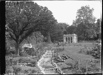 Botanical Gardens, Royal Victoria Park c.1920s