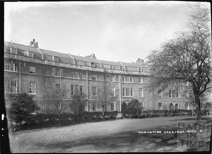 Widcombe Crescent No.2 c.1920s