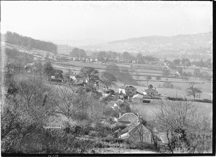 View of Kingsdown 14 March 1938