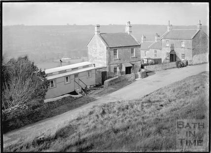 Houses at Kingsdown c.1938