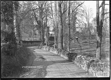 St Catherines Lane c.1920s