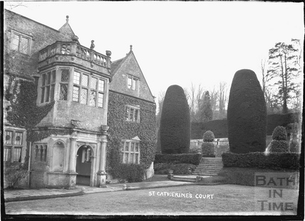 St Catherines Court c.1920s
