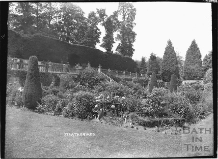 The Terrace, St Catherines Court c.1920s