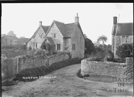 Norton St Philip c.1932