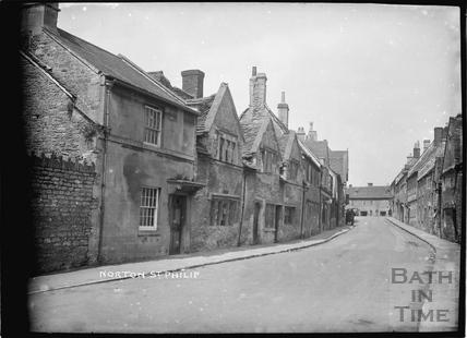 Norton St Philip c.1932