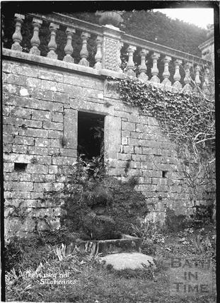The Wishing Well, St Catherines c.1910