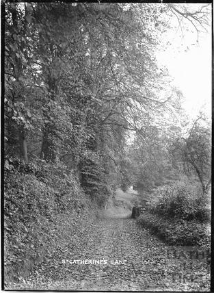 St Catherines Lane c.1910