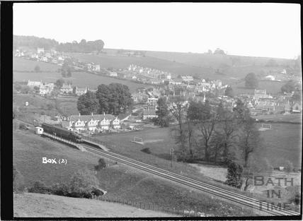 View of Box looking north, No.2 1932