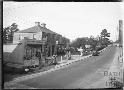 Box Post Office, 1932