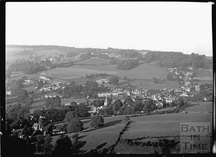 View of Box No.7 1932
