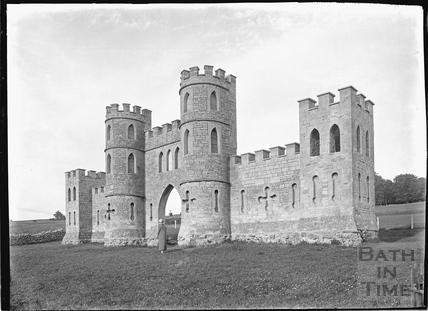 View of Sham Castle c.1922