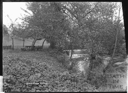 Warleigh Weirs c.1905