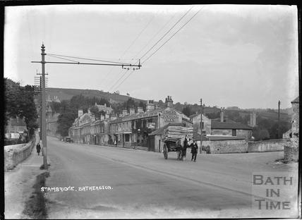 Stambridge, Batheaston c.1920s