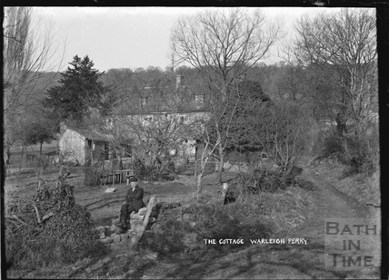 The cottage, Warleigh Ferry c.1920s