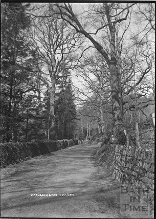 Warleigh Lane c.1920s
