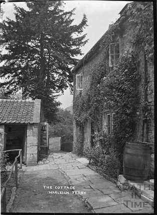 The Cottage, Warleigh Ferry c.1907