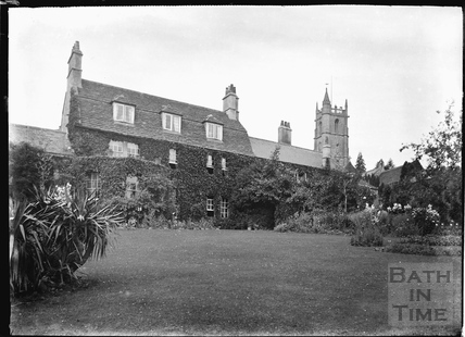 The Vicarage, Northend Batheaston c.1920s
