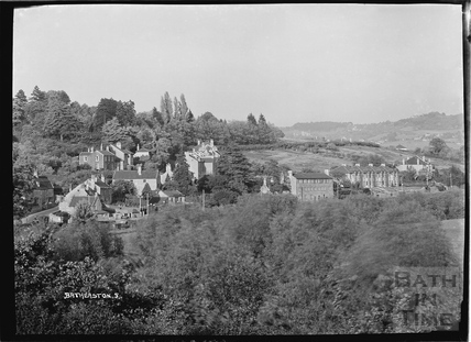 View of Batheaston no.5 c.1937
